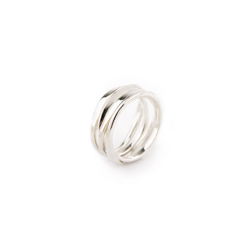 Onefooter Ring Mini Sterling Silver