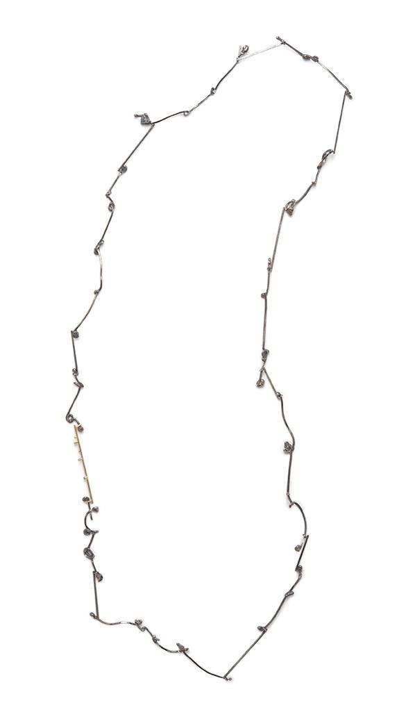 """Varanasi, India"", necklace"