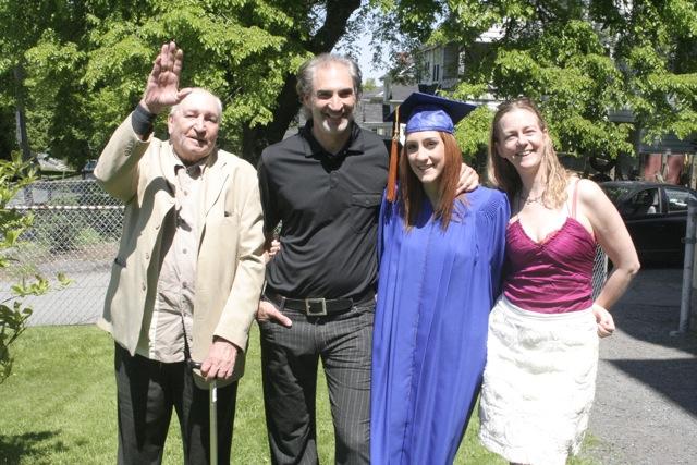 Good Bye, Grandpa Howard!