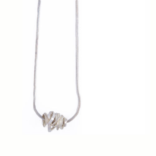 Onefooter-necklace_silver