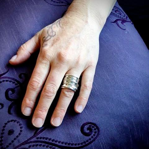 Dorothee Rosen Ring Testimonial Sarah