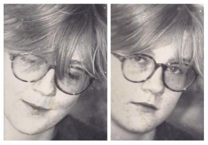 My teenagehood wasn't the easiest time of my life