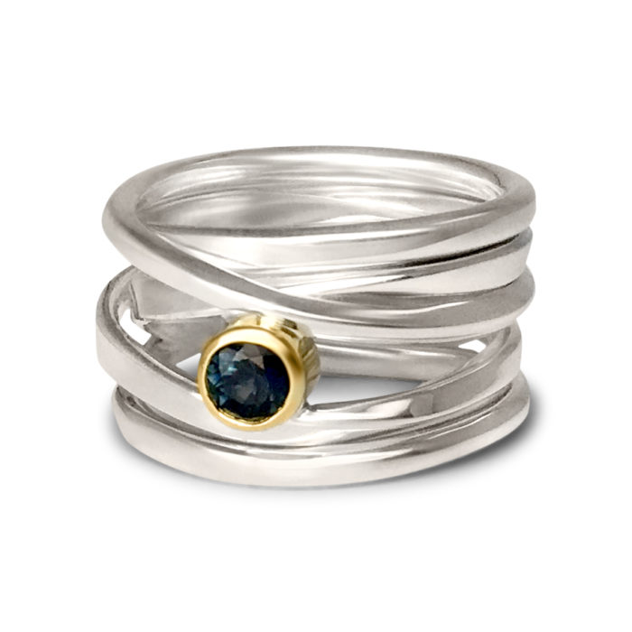 One-of-a-kind australian sapphire
