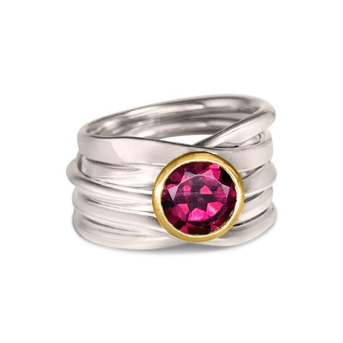 Gemstone Garnet Jewellery