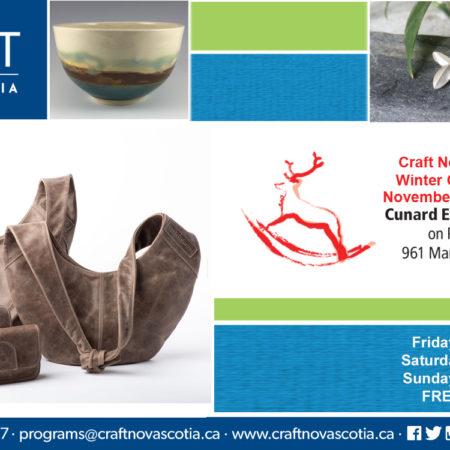 CraftNS Designer Craft Winter Show