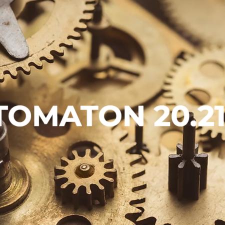 Exhibition: Automaton 20.21, Toronto