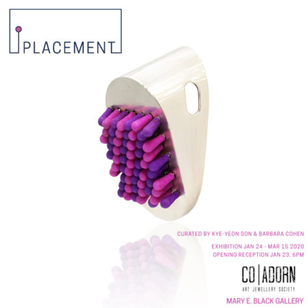 Placement: Co-Adorn Exhibition, Vancouver