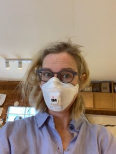 3M Mask Covid19 Jewellery Making Precautions