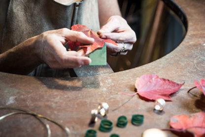 Dorothée Rosen Casting How Jewellery Is Made