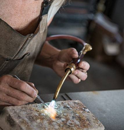 How is Jewellery Made? Fabrication
