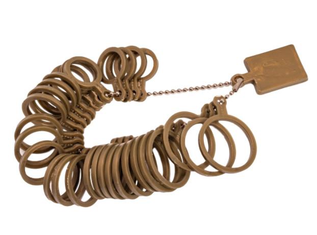 Dorothee Rosen Ring Sizer Sizing Tool